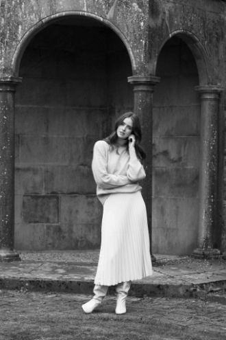 Lady in Mount Juliet Estate Kilkenny