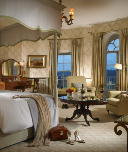 Manor House Presidential suite at Mount Juliet