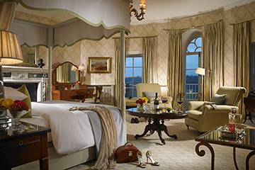 Manor House Presidential Suite Room 23