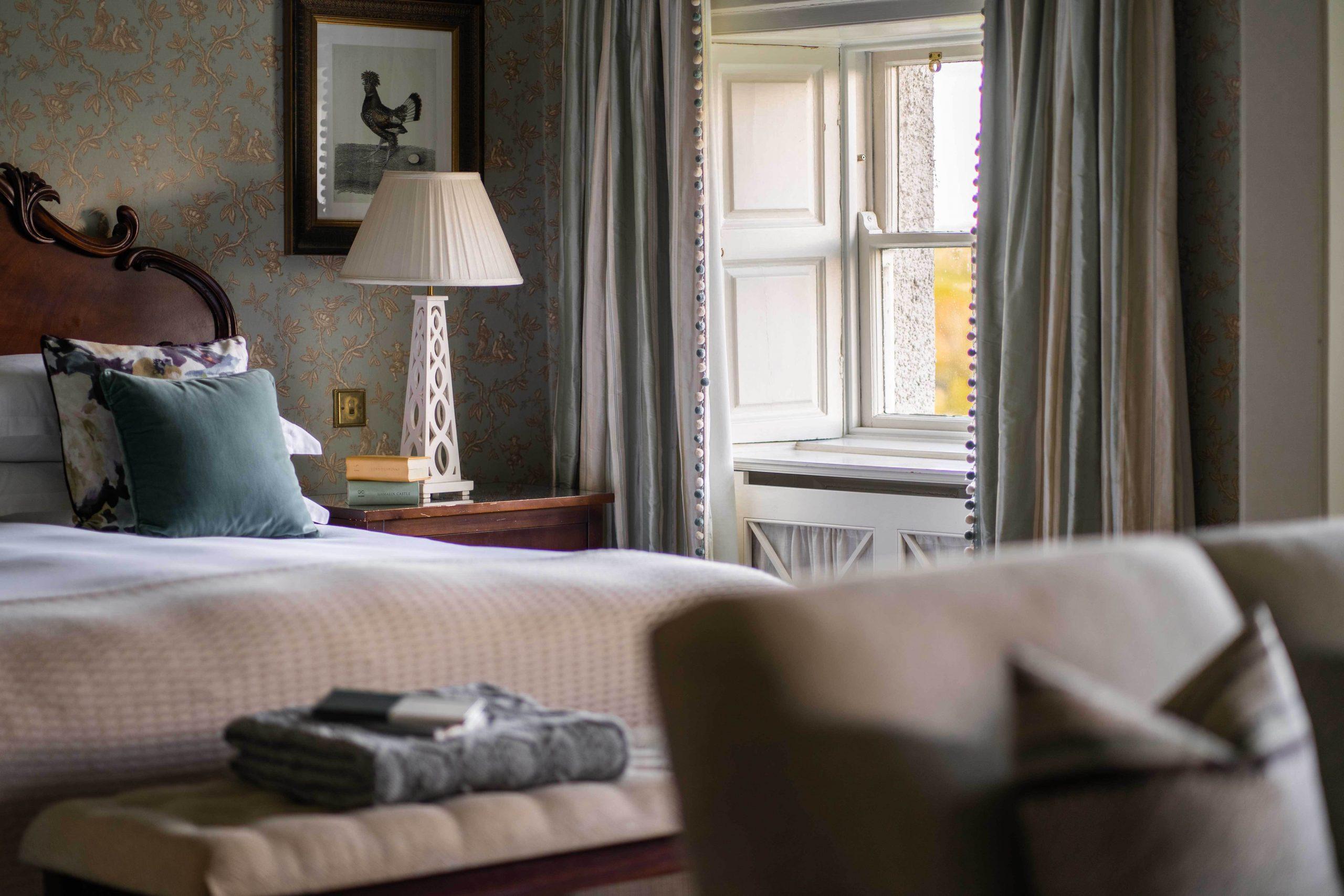 Bedroom at Mount Juliet Estate