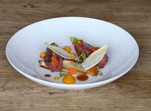 Fine Dining Experience at The Hound Restaurant