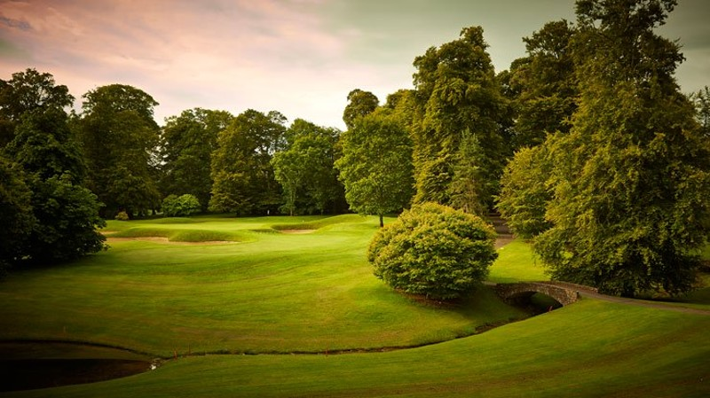 One Round Of Golf At Mount Juliet Estate – (Midweek, All Year)
