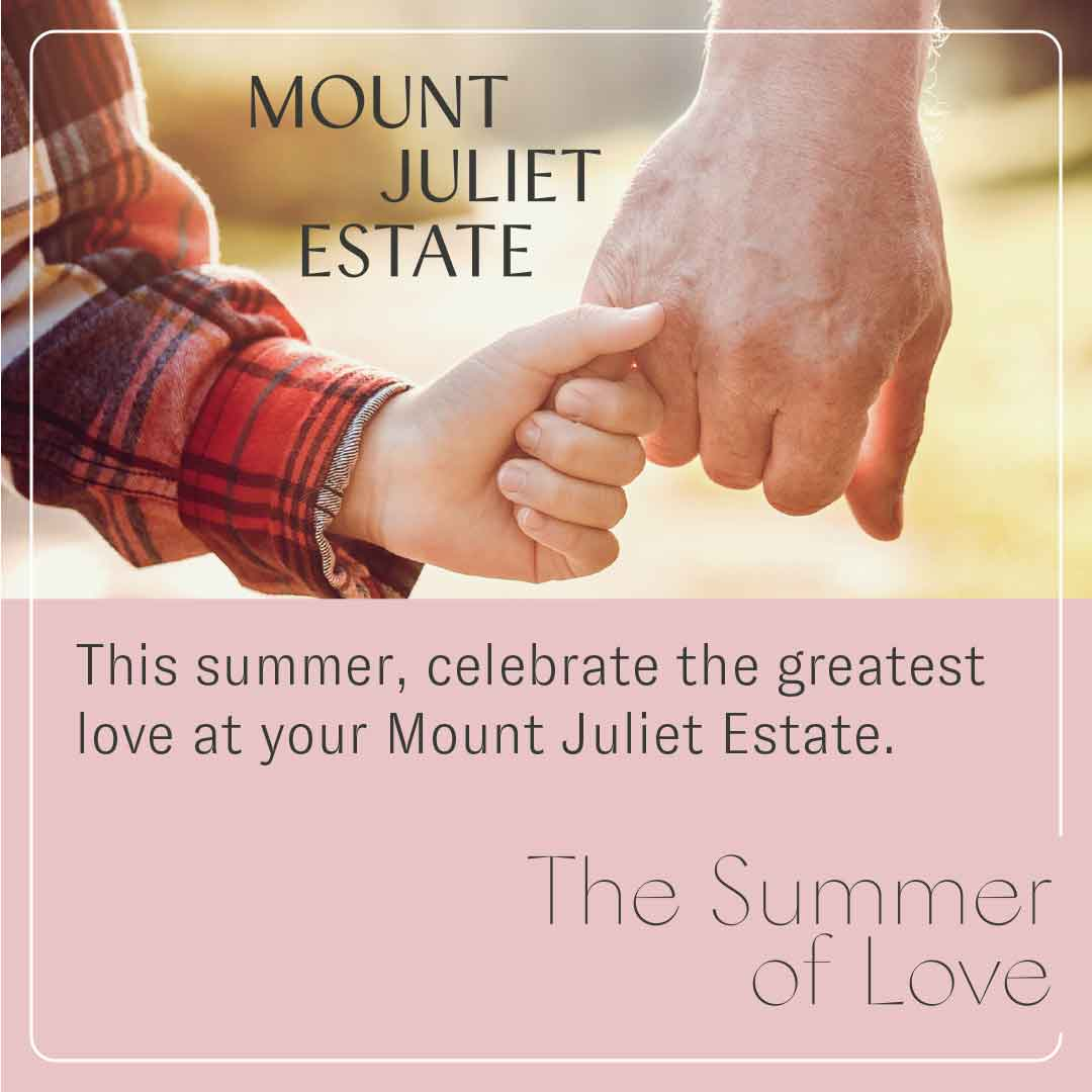 The Summer of Love One Night Bed & Breakfast + Dinner