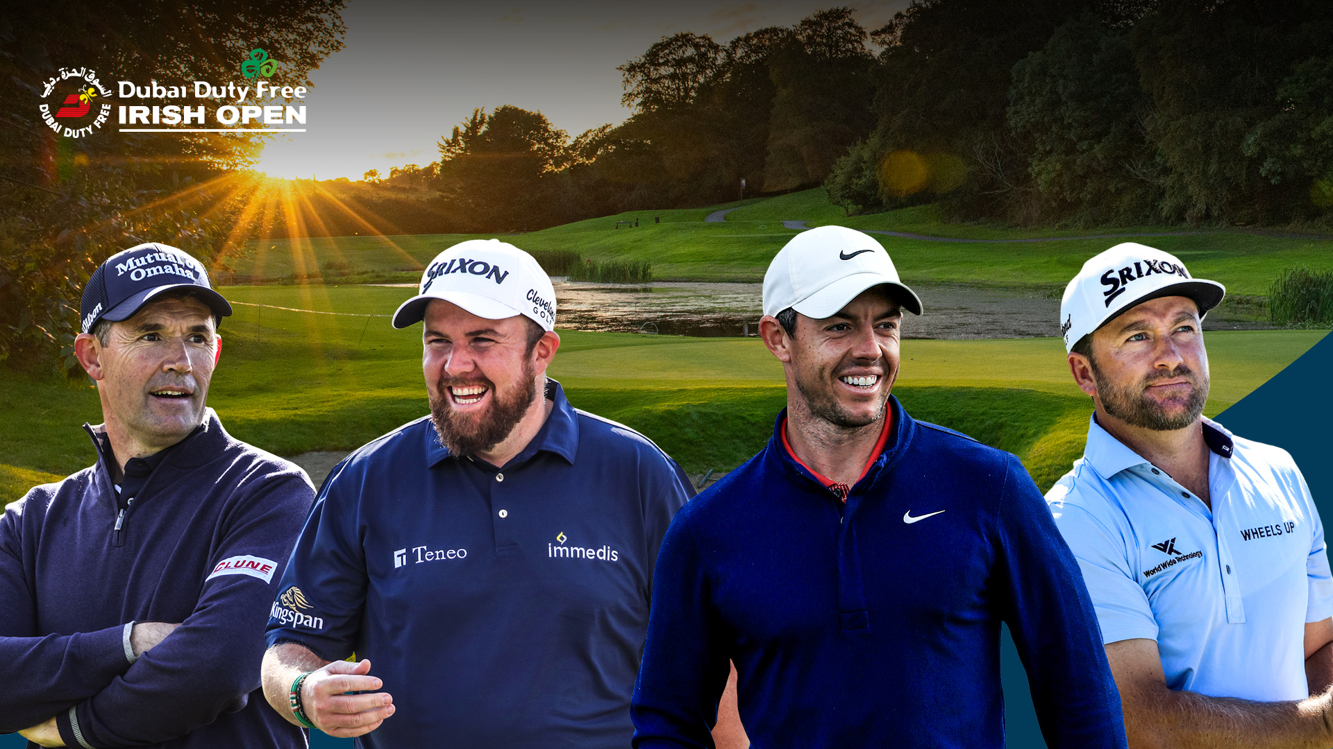 Overnight Stay and Dinner with Tickets to the Dubai Duty Free Irish Open